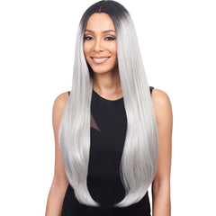 "BobbiBoss 3.5"" Deep Part Swiss Lace Front Wig - MLF318 BEATRICE"