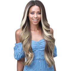 "BobbiBoss 5"" Deep Free-Position Part HD Lace Front Wig - MLF343 Kasmira"