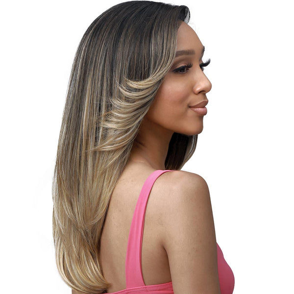 "BobbiBoss 4.5"" Deep Part HD Seamless Lace Front Wig - MLF361 BEVERLY"