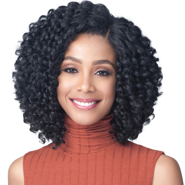 "BobbiBoss 5"" Deep Part Lace Front Wig - MLF409 SHIRLEY"