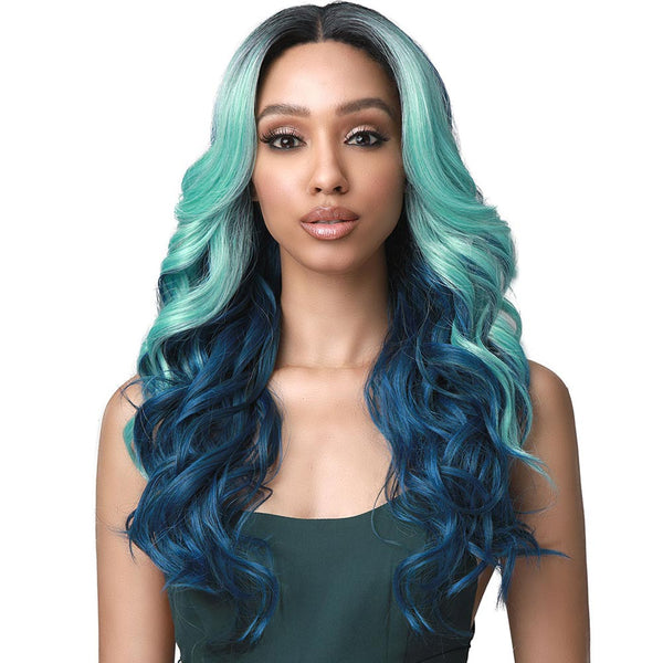 BobbiBoss Deep Part TrulyMe Lace Front Wig - MLF425 Andrina
