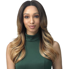 "BobbiBoss 5"" Deep Part Ear-to-Ear Lace Front Wig - MLF429 YULIA"
