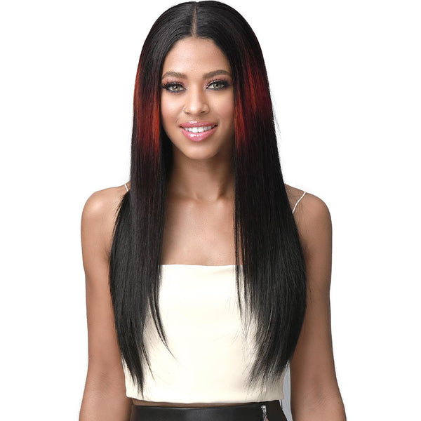 "BobbiBoss 3.5"" Deep Part Ear-to-Ear Lace Front Wig - MLF460 ALECTA"