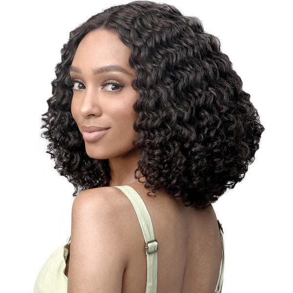 BobbiBoss Deep Lace Part Ear-to-Ear Lace Front Wig - MLF462 DOROTHY
