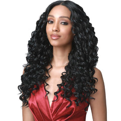 "BobbiBoss 5"" Deep Part Ear-to-Ear Lace Front Wig - MLF464 Brielle"