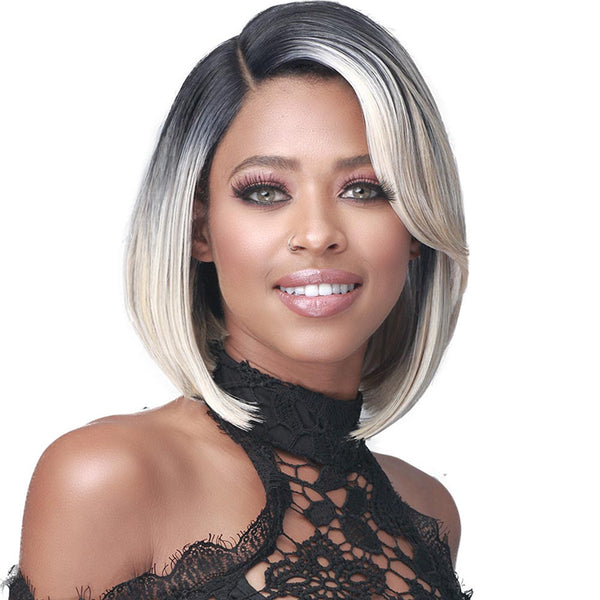 "BobbiBoss 5"" Deep Part Ear-to-Ear Lace Front Wig - MLF468 KARLINE"