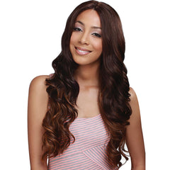 BobbiBoss Lace Front Wig - MLF52 Apple Green
