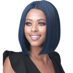 "BobbiBoss 4"" Deep Part Flex-Fit-Cap Lace Front Wig - MLF534 WILLENA"