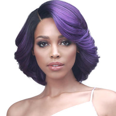 "BobbiBoss 4"" Deep Part HD Lace Front Wig - MLF540 FLYNN"