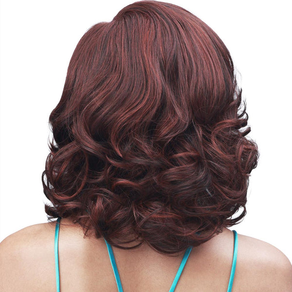 "BobbiBoss 4"" Deep Part HD Lace Front Wig - MLF542 WAN"