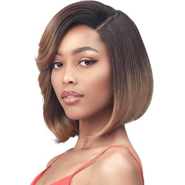 "BobbiBoss 4.5"" Deep Part HD Lace Front Wig - MLF543 LATITIA"