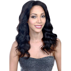 BobbiBoss 100% Human Hair Lace Front Wig - MHLF-P CECILIA