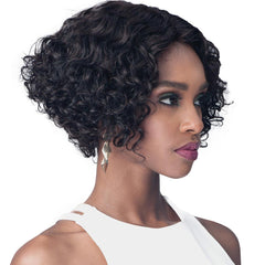 BobbiBoss Unprocessed Human Hair Lace Front Wig - MHLF425 Whitney