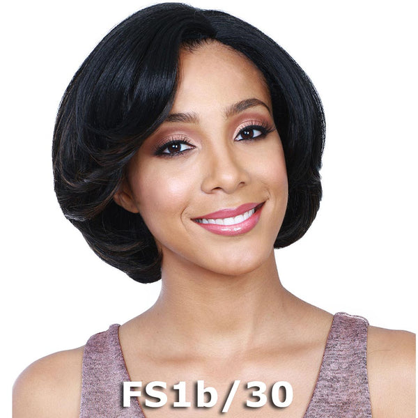 BobbiBoss Synthetic Hair Weave-A-Wig - ANITA