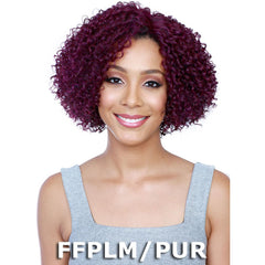 BobbiBoss Synthetic Hair Weave-A-Wig - BENA