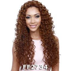 BobbiBoss Synthetic Hair Weave-A-Wig - ELVIRA