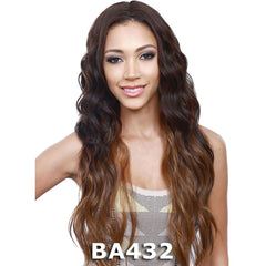 BobbiBoss Synthetic Hair Weave-A-Wig - FANTASIA
