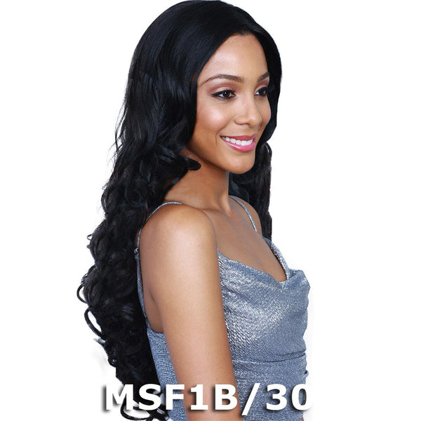 BobbiBoss Synthetic Hair Weave-A-Wig - GLENDA
