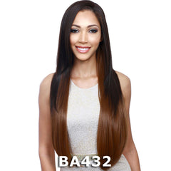 BobbiBoss Synthetic Hair Weave-A-Wig - HILA