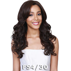 BobbiBoss Synthetic Hair Weave-A-Wig - ITAYA