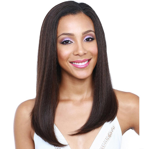 BobbiBoss Synthetic Hair Weave-A-Wig - PETRA