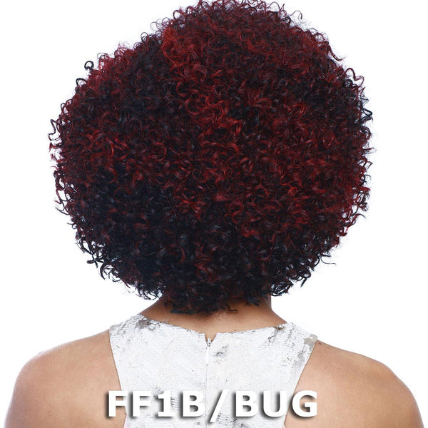 BobbiBoss Synthetic Hair Weave-A-Wig - VERA