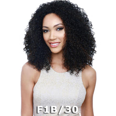 BobbiBoss Synthetic Hair Weave-A-Wig - ZARINA