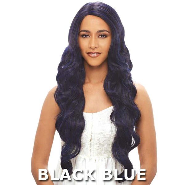 Janet Collection Brazilian Scent 100% Human Hair Lace Wig - AILEEN