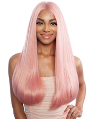 Brown Sugar Human Hair Blend Whole Lace Wig - BSI410 MILAN
