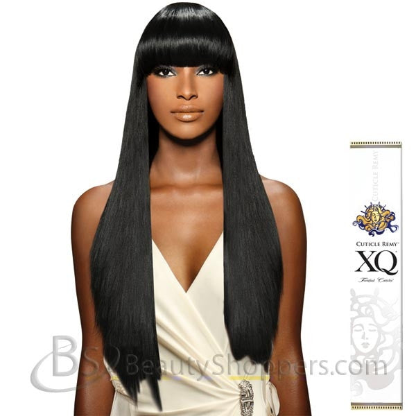 Cuticle Remy XQ Human Hair Weave - YAKY