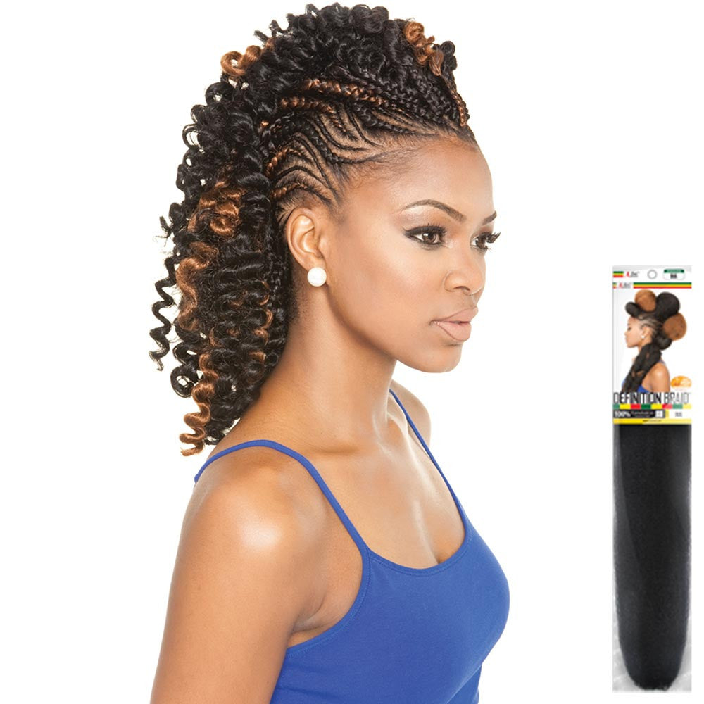 Products For Braiding Natural Hair