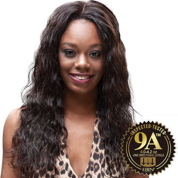 EBIN Celebrity Collection Wig Dress Unprocessed Hair Lace Front Wig - 9A BODY WAVE