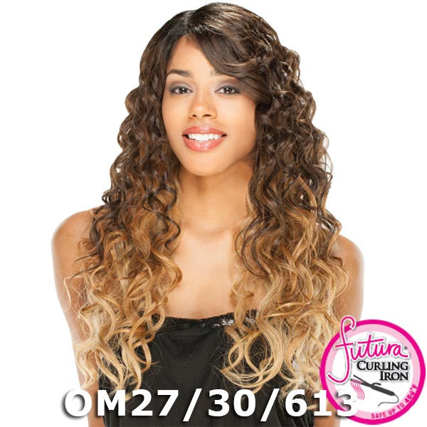 "FreeTress Equal Lace Deep Invisible ""L"" Part™ Lace Front Wig - ENYA"