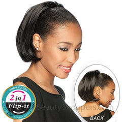 FreeTress Equal Drawstring Ponytail Lite - LOVELY GIRL
