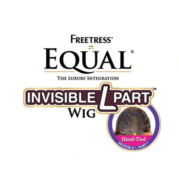 "FreeTress Equal Invisible ""L"" Part Wig - MINTY"