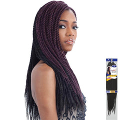 FreeTress Synthetic Hair Braid - SINGLE TWIST SMALL