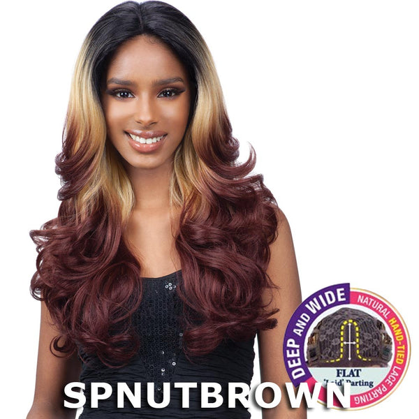 FreeTress Equal Delux Lace Front Wig - EMILIA
