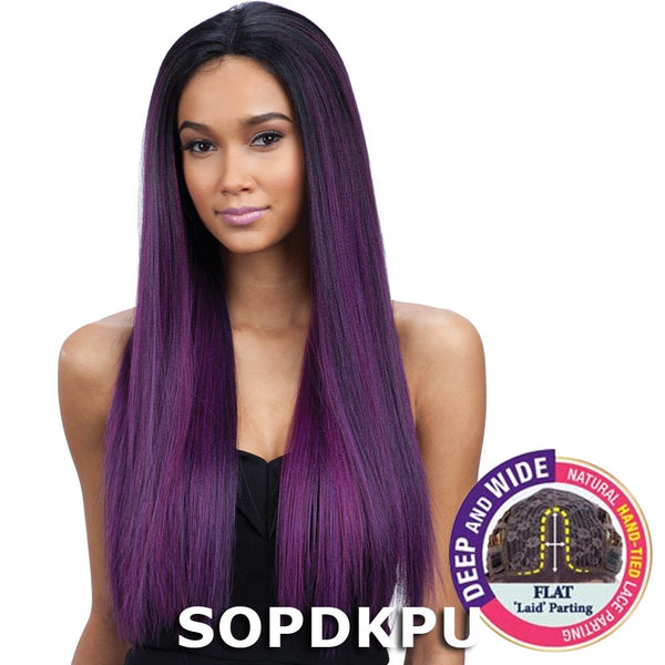 FreeTress Equal Delux Lace Front Wig - EVLYN