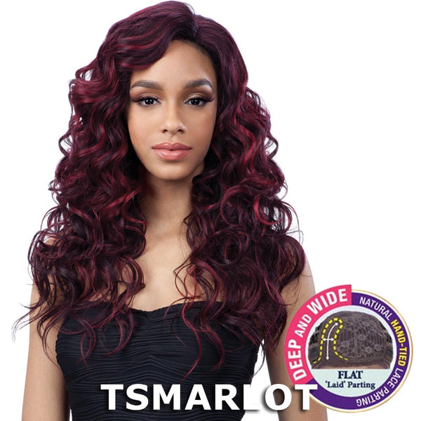 FreeTress Equal Delux Lace Front Wig - TOBY