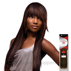 Sensationnel Goddess Select Remi Human Hair Weave - YAKI/YAKY WEAVING