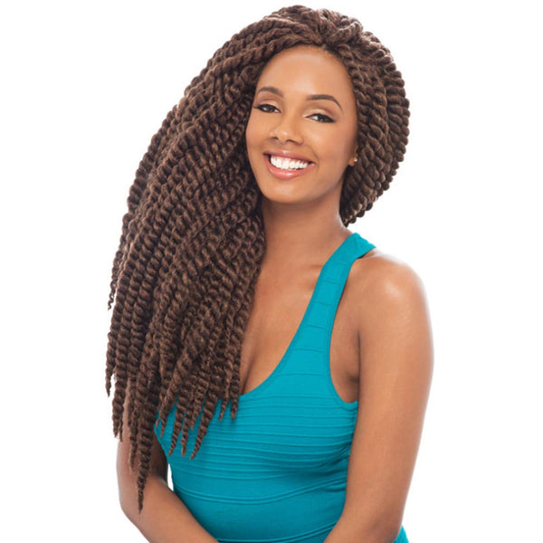 Janet Collection Synthetic Hair Braid Lace Wig - HAVANA MAMBO