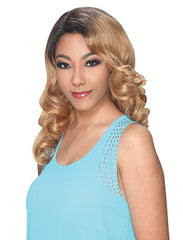 Hollywood Sis Remy Human Hair Wig - HR REMY JASMINE