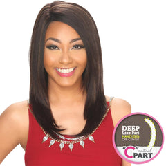 Zury Hollywood Sis Remy Human Hair Lace Front Wig - HRH HILL