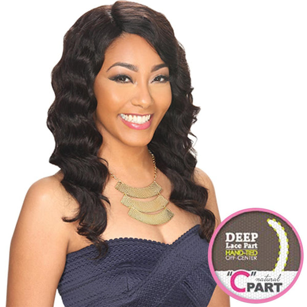 Zury Hollywood Sis Remy Human Hair Lace Front Wig - HRH KAYA