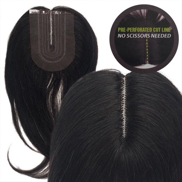 Zury Hollywood Brazilian Natural Part Closure - NATURAL WAVE