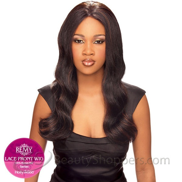"Hollywood Sis Remy Human Hair Full Lace Wig 23"" - HRH HOLLYWOOD"