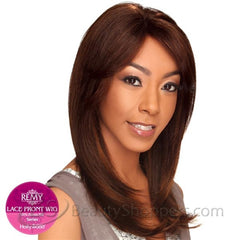Hollywood Sis Remy Human Hair  Lace Front Wig - Julie