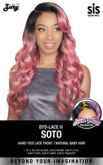 "Sis Beyond 5"" Arch Part Lace Front Wig - SOTO"