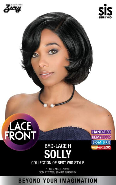 Zury Sis Beyond Deep Part Lace Front Wig - SOLLY