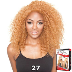ISIS Red Carpet Lace Front Wig - RCP716 AFRO KINKY 12""